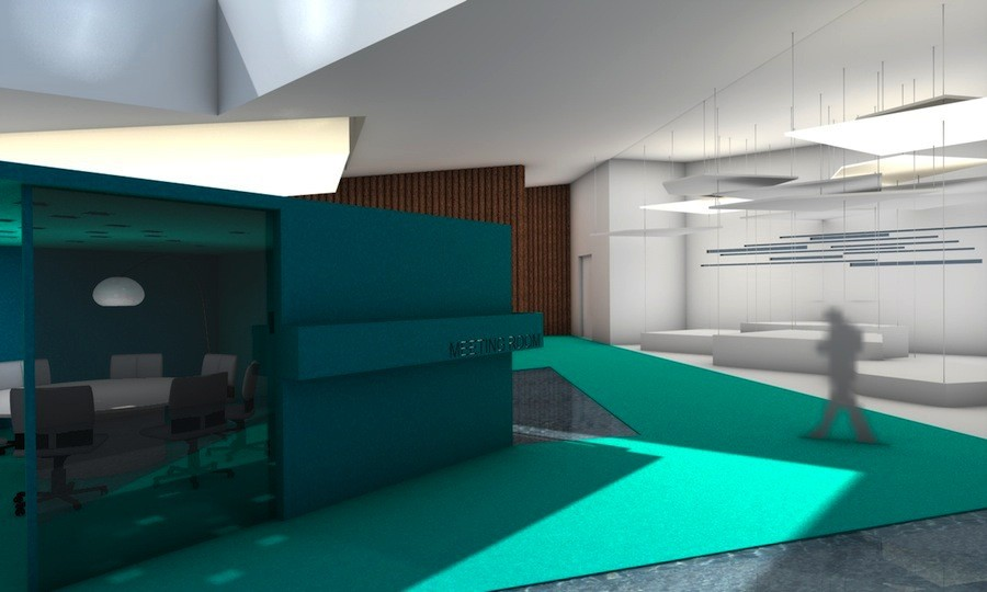 1 1 - Studio 11. Oficinas.