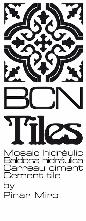 Barcelona Tiles - Barcelona tiles design. Identidad visual   Barcelona.