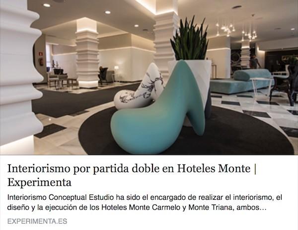 interiorismo conceptual experimenta magazine - Publicaciones
