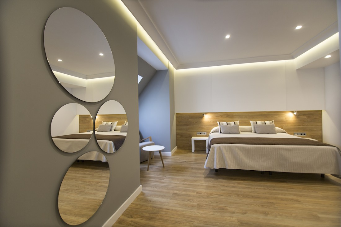 habitacion doble hotel monte carmelo 1 - Hotel Monte Carmelo. Sevilla | Diseño de  las Habitaciones.