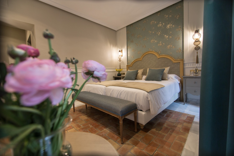habitacio 02 hotel gravina 51 sevilla - Hotel GRAVINA 51. Sevilla.