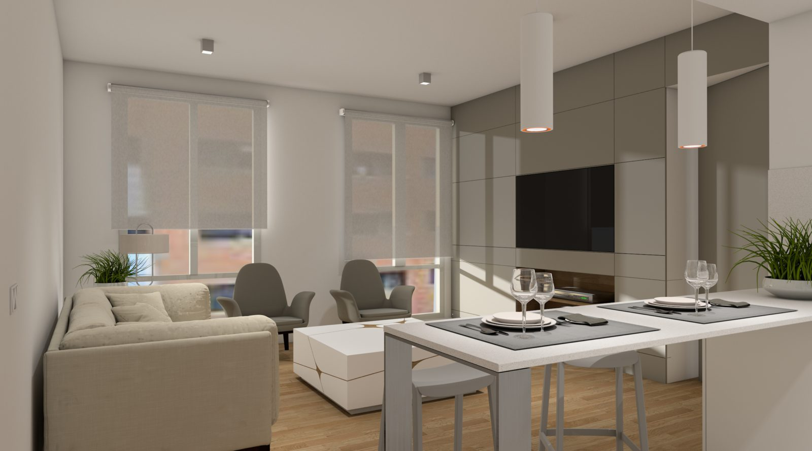 SALON MAIRENA - Apartamento | Mairena del Aljarafe | Sevilla
