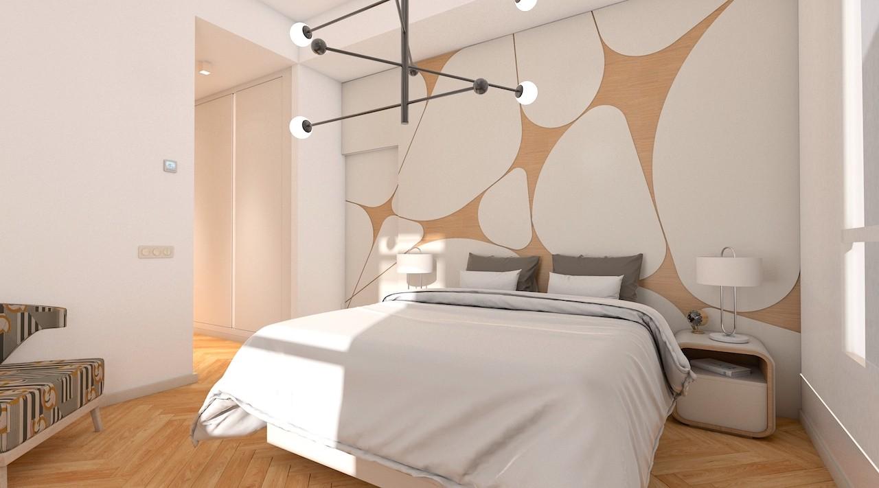 dormitorio residencial mairena del alcor - Proyecto residencial Mairena del Alcor.